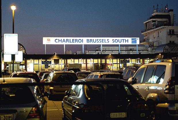 """ Smart parking "" à Charleroi"