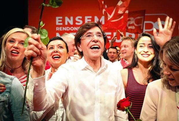 PS, FGTB, Solidaris: l'union sacrée de la gauche pour le 1er mai