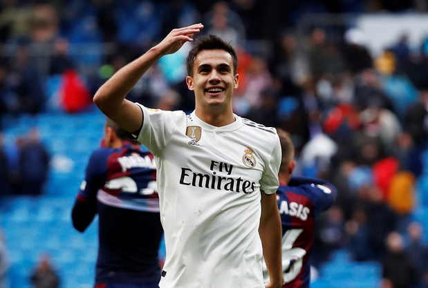 Le Real Madrid prête Sergio Reguilon au FC Séville
