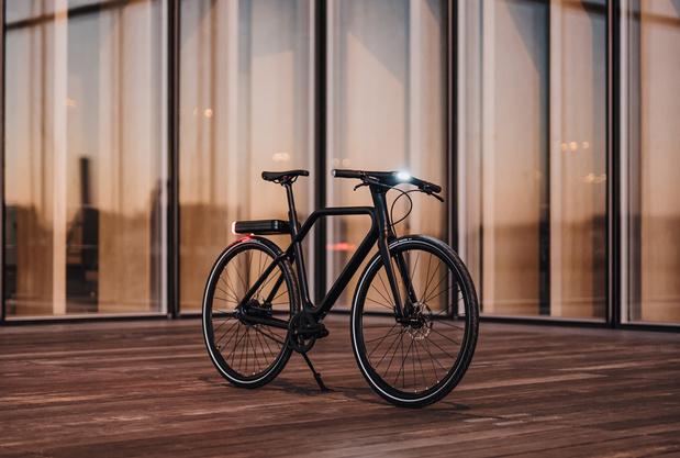 Angell: le vélo connecté qui mise tout sur la sécurité