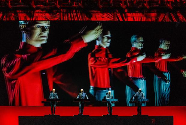 Depeche Mode, Kraftwerk en Whitney Houston genomineerd voor Rock 'n Roll Hall of Fame
