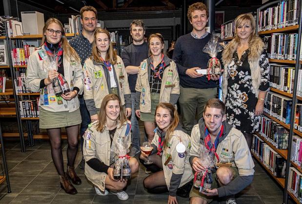 Kevin Willems wint voorronde van Groot Dictee in Staden