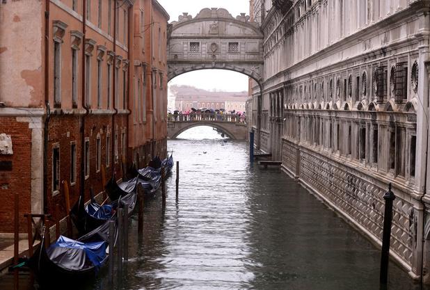 Onweer treft groot deel van Italië