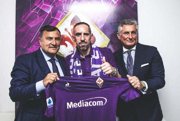 L'ultime défi de l'Imperatore Franck Ribéry