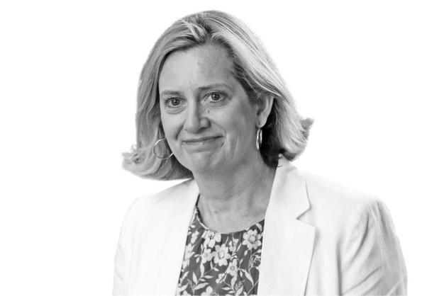 Amber Rudd Minister zonder werk