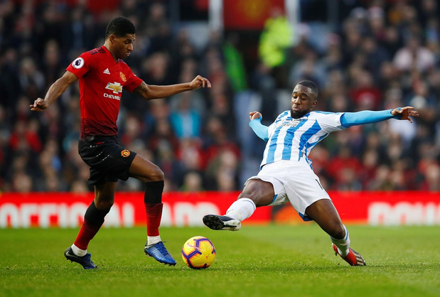 Huddersfield engage définitivement Isaac Mbenza