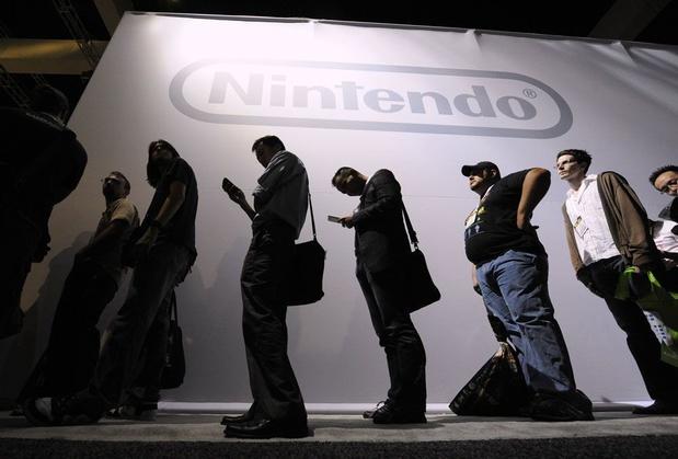 Nintendo komt in Nikkei-index op beurs van Tokio