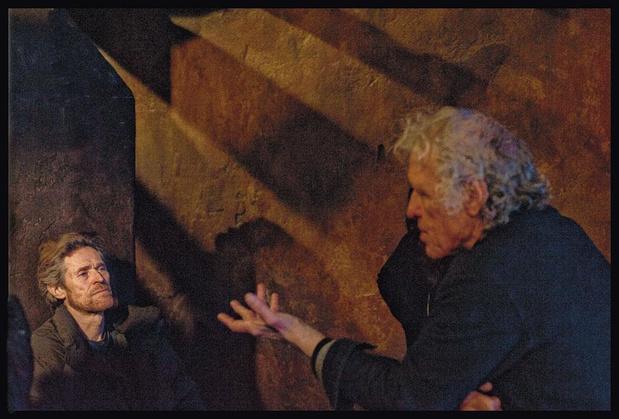 Op de set van de nieuwe Abel Ferrara: 'Het heeft me vier jaar gekost om dit van de grond te krijgen'