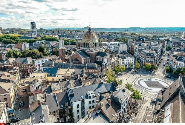 Charleroi, une start-up sur le plan immobilier?