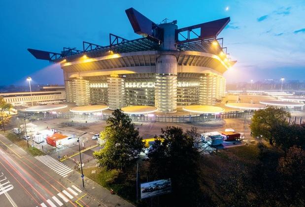 A Milan, voici les deux projets pour le nouveau stade