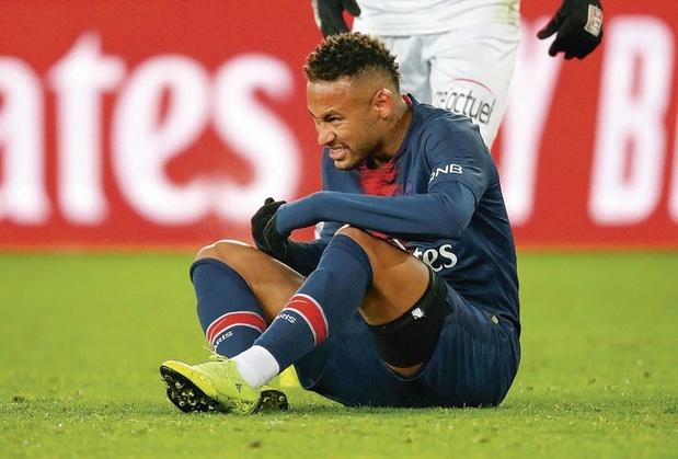 Neymar fait appel de sa suspension en Ligue des champions, 3 matchs ferme pour son altercation en Coupe de France