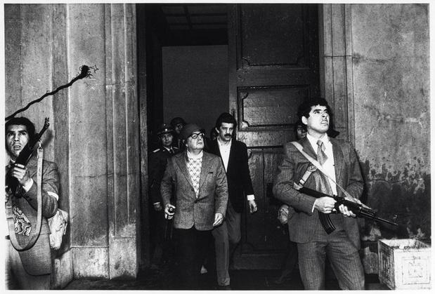 Le 11 septembre 1973 : l'assassinat de la démocratie chilienne
