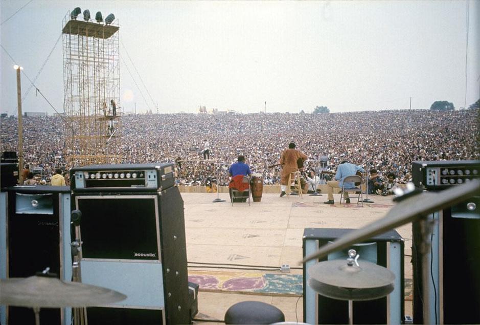 50 jaar Woodstock, een hippie-icoon dat begraven werd door zijn opvolgers