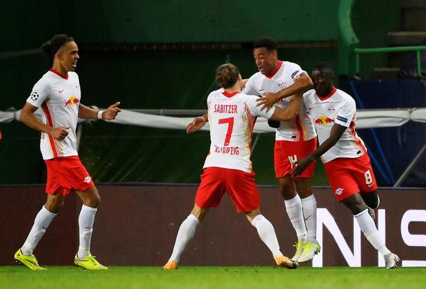 Cinq choses que vous ignorez peut-être sur le RB Leipzig, invité surprise des demi-finales de Champions League