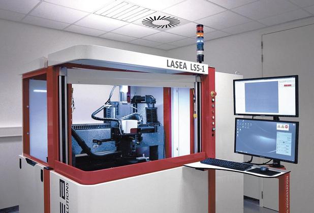 La société liégeoise Lasea accélère son développement et lève 16 millions d'euros