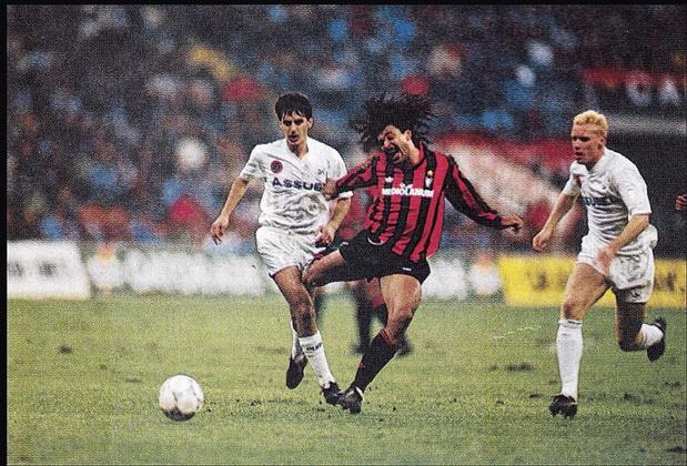 De bijna-stunt tegen Milan