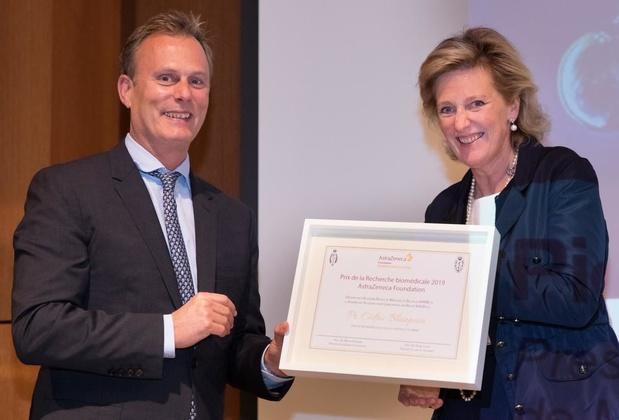 Cédric Blanpain (ULB) de nouveau récompensé pour ses recherches sur le cancer