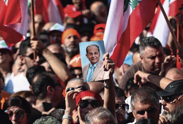 Le Liban danse sur un volcan