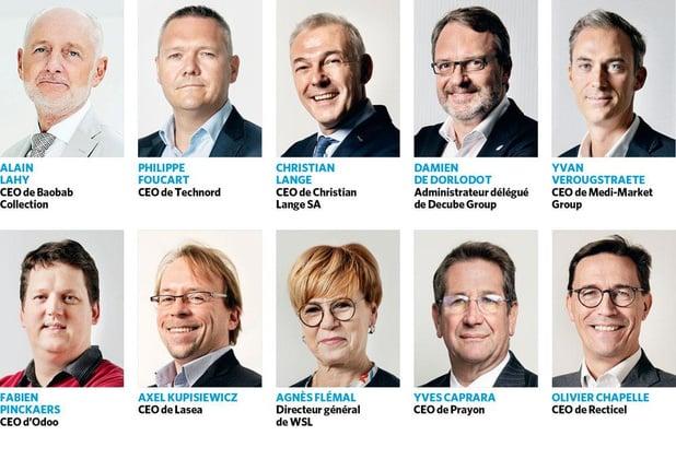 Qui sera le 35e Manager de l'Année?