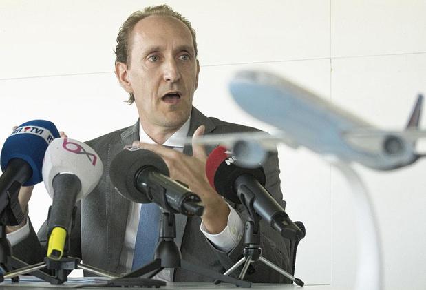Dieter Vranckx confirmé comme nouveau CEO de Brussels Airlines