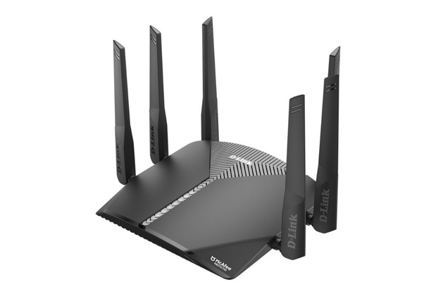 Serie wifi-routers met mesh-technologie