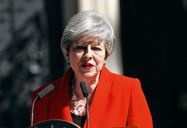 Theresa May, l'inéluctable démission