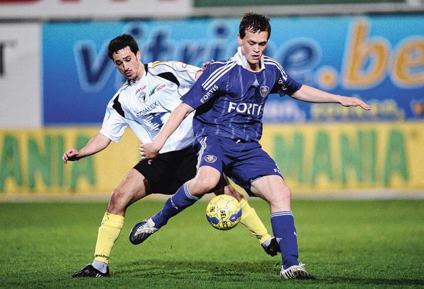 Tom De Sutter debuteert bij amateurclub FC Knokke
