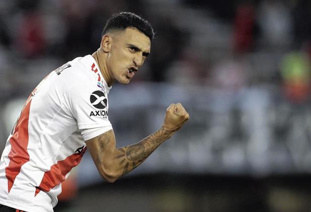 River (met Matías Suárez) tegen Flamengo: droomaffiche in de Copa Libertadores