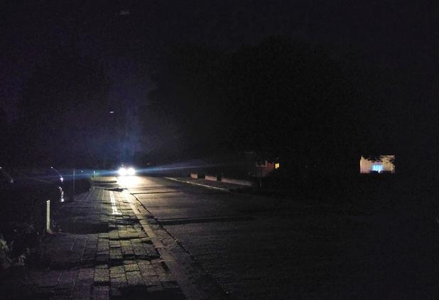 Straatverlichting laat het afweten in Kortrijk