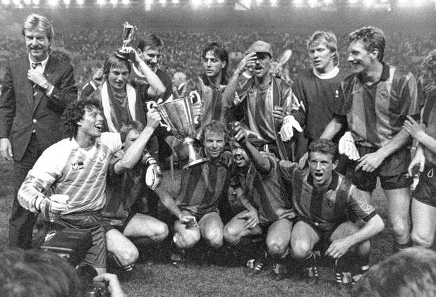 KV Mechelen, kampioen door extreem bijgeloof