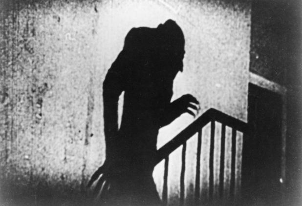 Dat u vandaag dit shot uit 'Nosferatu' nog kan zien, is een klein wonder