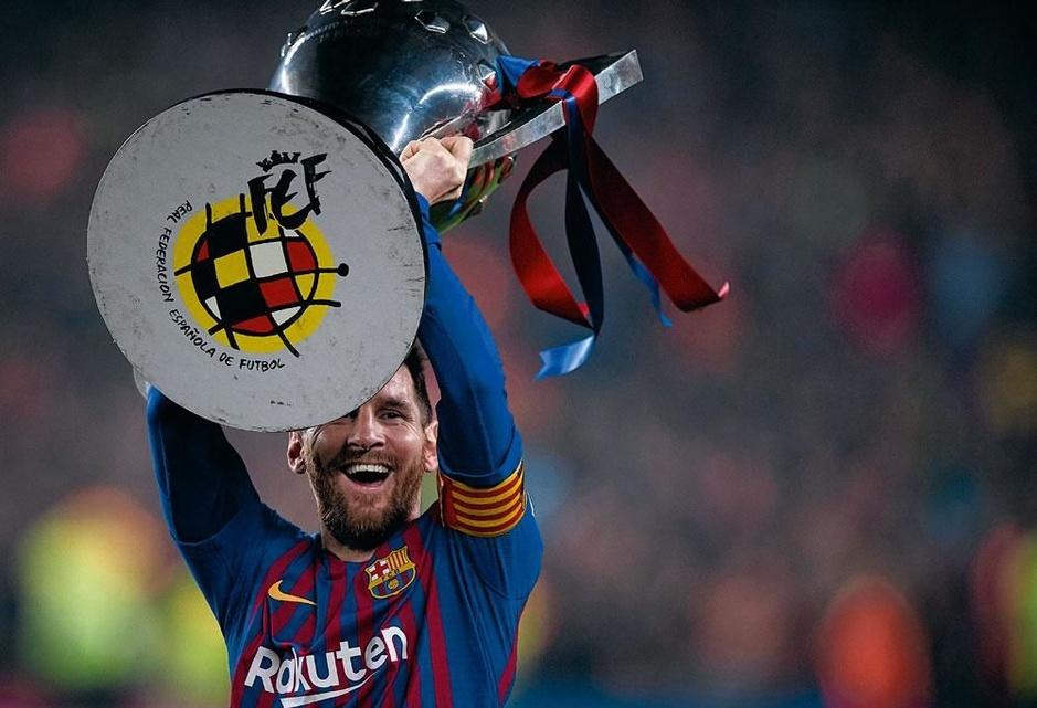 Waarom FC Barcelona kampioen geworden is? Lionel Messi
