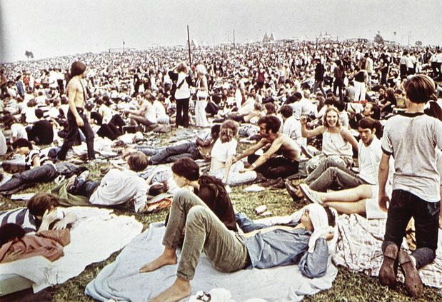 Woodstock vs. War