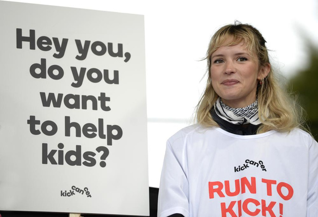 595 000 euros récoltés à RUN TO KICK, pour combattre le cancer des enfants