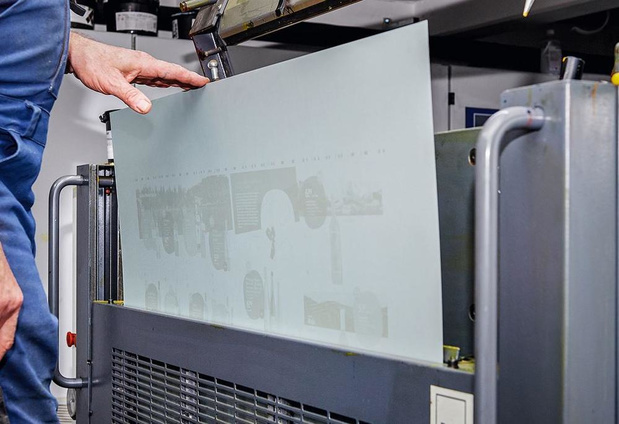 Kodak verkoopt zijn drukplatenfabriek in China