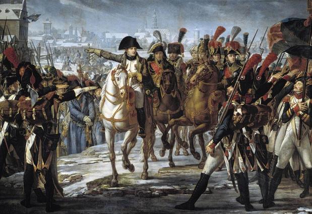 La défaite de Waterloo causée par la santé défaillante de Napoléon?
