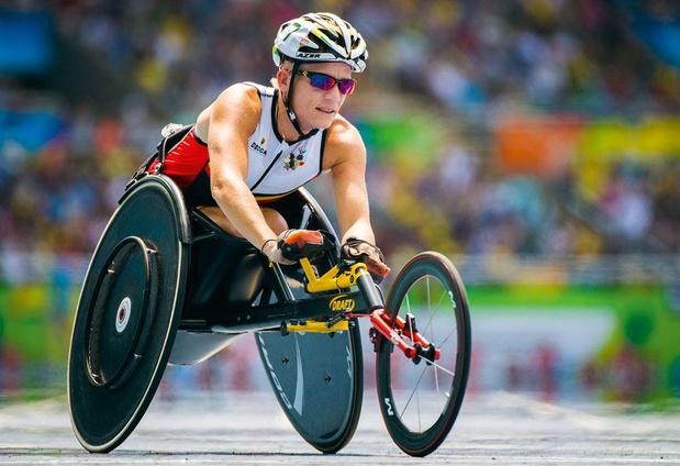 La championne paralympique Marieke Vervoort s'en est allée