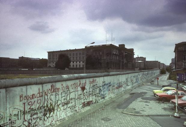 30 jaar na de val: in het hoofd van velen zit nog steeds een muur