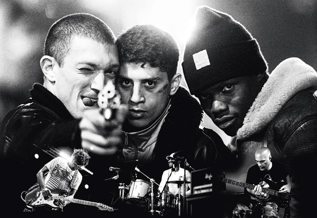 1. La haine + Asian Dub Foundation