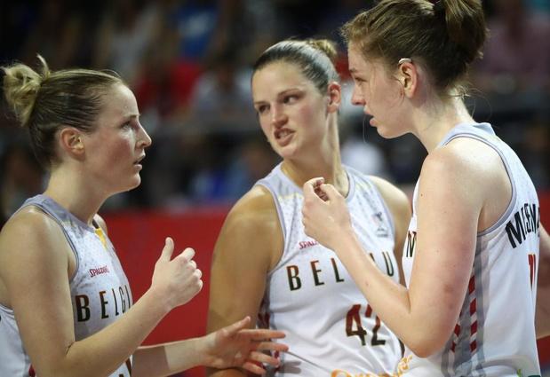 Belgian Cats moeten barragewedstrijd spelen na 70-66 nederlaag tegen Servië