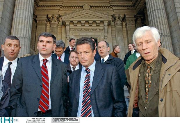 Evolution des votes pour les partis nationalistes flamands de 1989 à 2019