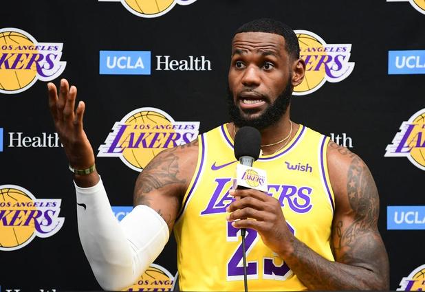 NBA 2020: the Return of the King?
