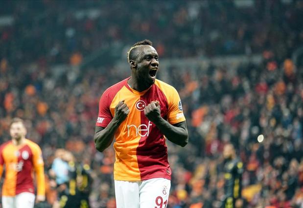 Mbaye Diagne staat dicht bij Club Brugge