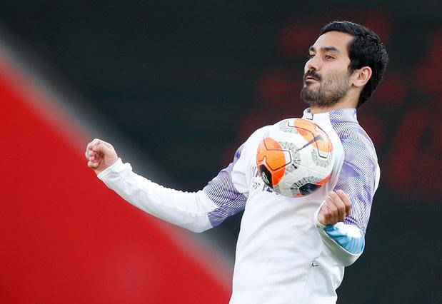 Manchester City : Ilkay Gündogan testé positif au Covid