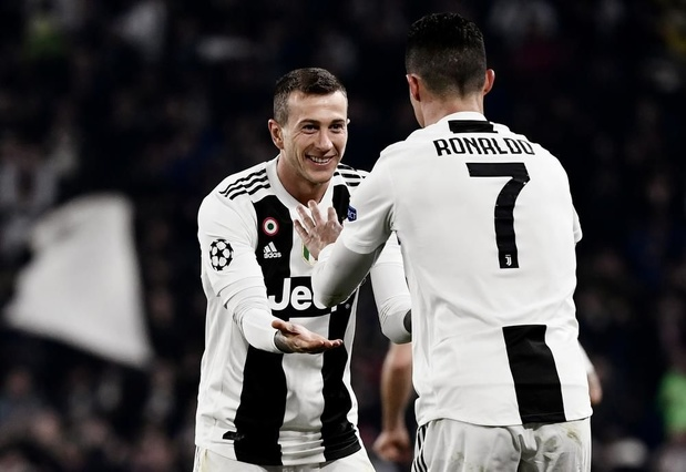 Federico Bernardeschi lost bij Juventus eindelijk de verwachtingen in
