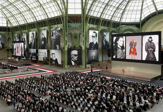 Karl for ever: Retour sur la cérémonie pleine de grâces en hommage à Karl Lagerfeld