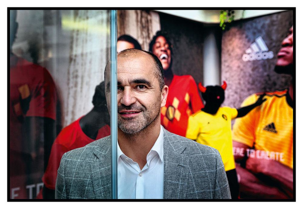 """Interview-bilan de Roberto Martinez: """"Ce troisième but face au Japon est l'ADN du football belge"""""""
