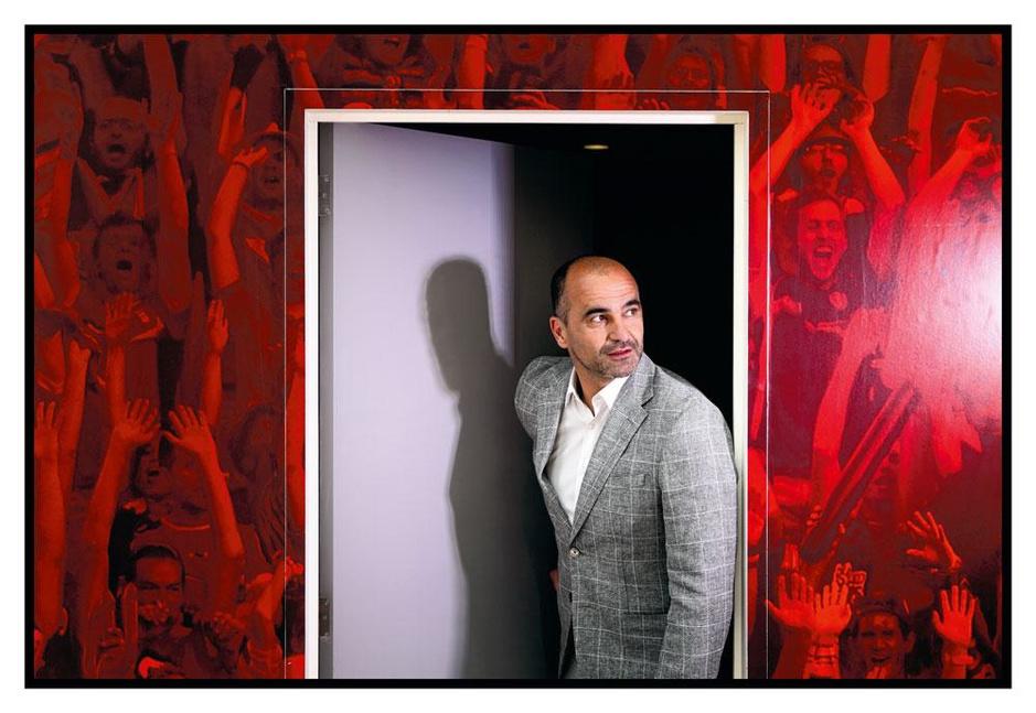 Roberto Martinez: 'Niemand zal zo goed zijn als zijn voorganger'