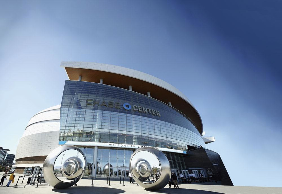 Chase Center: 's werelds modernste sportarena