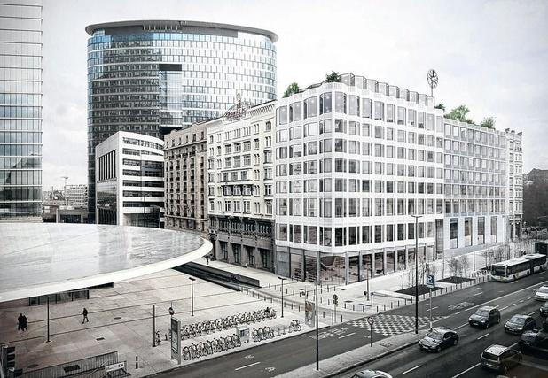 Les hôtels bruxellois retrouvent la santé